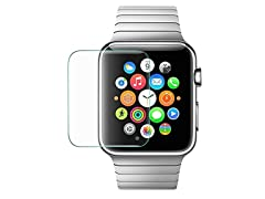 Glass Screen Protector for Apple Watch - 3 Pack