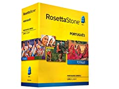Rosetta Stone Portuguese Brazil - Levels 1-3