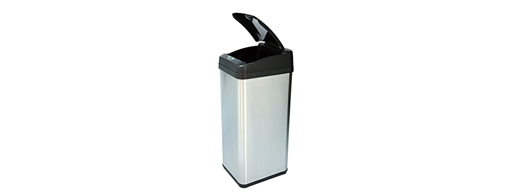 iTouchless MX-Series Trash Can