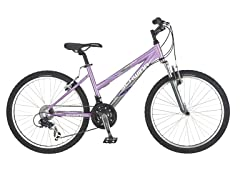 "Girl's Solution 24"" Mountain Bike"