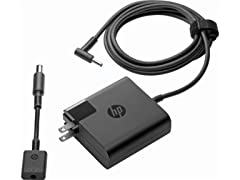 HP 65W Power Adapter for HP Laptops