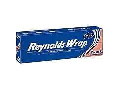 Reynolds Wrap Aluminum Foil 2 Pack