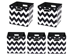 Black & White Chevrons