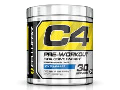 Cellucor C4 Icy Blue Razz 30 Servings