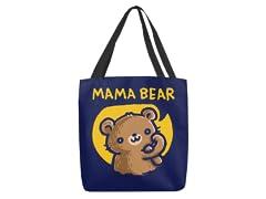 """Girl Power - Mama Bear"" Tote Bag"