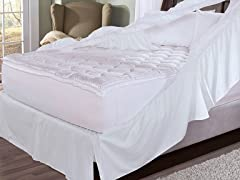 Tailor Fit Bedskirt and Box Spring Protector