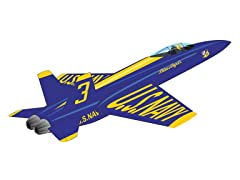 Blue Angel Kite