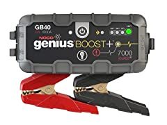 NOCO Genius Boost Plus Jump Starters
