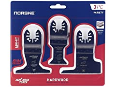 Norske Japanese Tooth Bi-Metal Blades (3-pk)