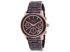 DKNY Ceramic Bracelet Watch
