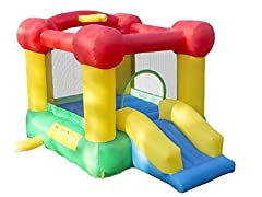 Hey! Play! Inflatable Bounce House