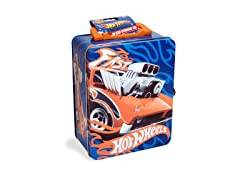 Hot Wheels 18 Car Tin Case
