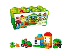 LEGO DUPLO Creative Play Educational Toy