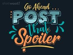 Post That Spoiler