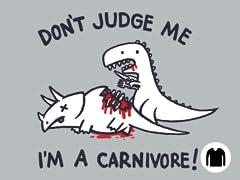 Don't Judge Me LS Tee