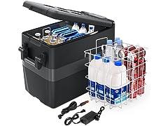 JoyTutus Portable Refrigerator 12 Volts