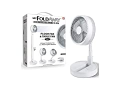 My Foldaway Fan Rechargeable Fan