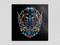 """Emblem of the Dark"" 12"" x 12"" Metal Poster"