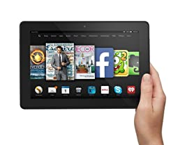 "Amazon Fire HDX 8.9"" Wi-Fi Tablets"