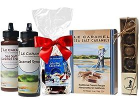 Le Caramel Spring Sampler (5)