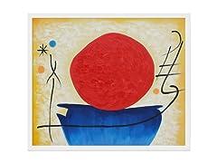 Miro - The Red Sun