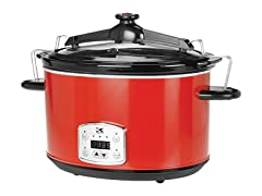 Kalorik 8 Qt Slow Cooker - 2 Colors