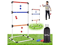 Abco Tech Ladder Toss Ball Game Set