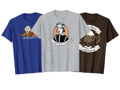 Shirts to Drink Beer In
