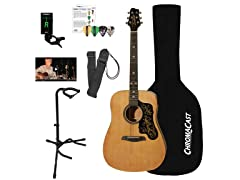 Sawtooth Acoustic Guitar Bundle
