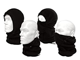 John Bartlett 2- Pack 4 in 1 Hood