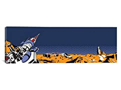 Planet Surface Weapon 36x12 Thin