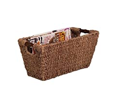 Honey-Can-Do Seagrass Basket