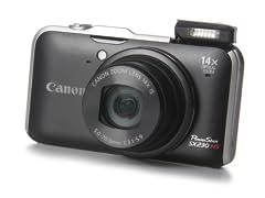 Canon Powershot 12.1MP Digital Camera