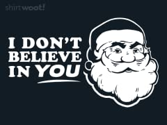 Disbelieving Santa - Remix