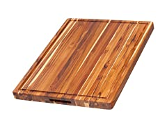 Teakhaus Rectangle Cutting Board