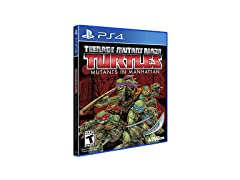 Teenage Mutant Ninja Turtles for PS4