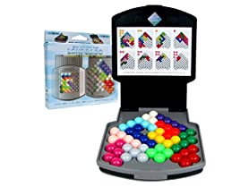Colorful Cabin Brain Intelligence Game