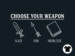 Choose Knowledge