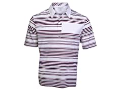 OGIO Men's Moxie Polo - White/Purple