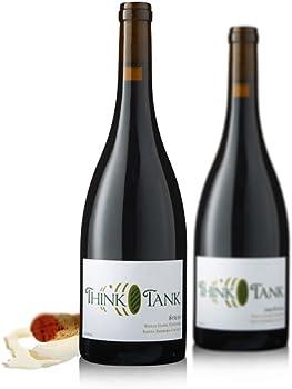 2-Pk. Think Tank Wine Company Santa Barbara Syrah