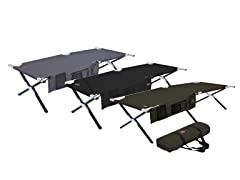 Tough Outdoors Foldable Camping Cot