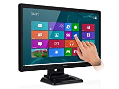 "23.6"" Full-HD Dual Optical Touch Monitor"