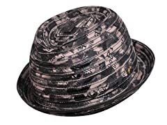 Bailey For Hollywood Aldrich Hat, Ash
