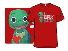 Turtley Love You