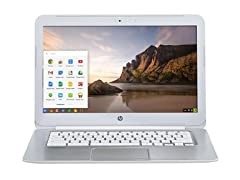 "14"" Dual-Core Chromebook with Free 4G"