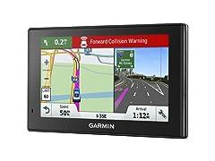 """Garmin GRMN154101 DriveAssist 50LMT 5"""" GPS, Black"""