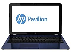 "HP Pavilion 15.6"" AMD Quad-Core Laptop"