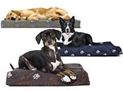 FurHaven In/Out Orthopedic Pet Bed