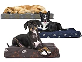 FurHaven In/Out Orthopedic Pet Bed - Your Choice!