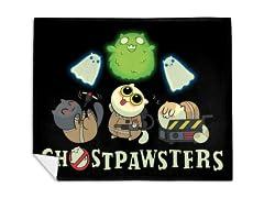 GhostPAWster Mink Fleece Blanket